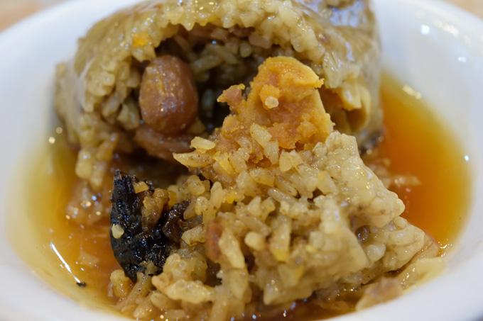 王記府城肉粽-肉粽