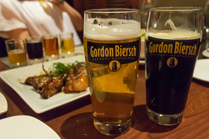 Gordon Biersch 台北敦北店