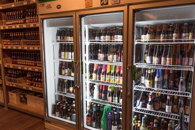拉貝厚啤酒專門店 L'APÈRO BEER SHOP