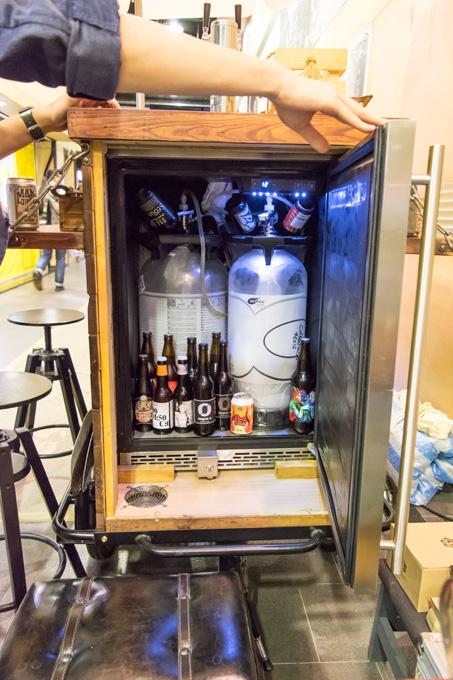 精釀啤酒三輪車 BEER CARGO