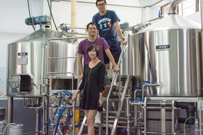 五十五街精釀啤酒 55th Street Craft Brewery
