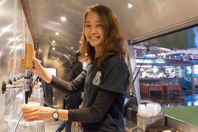 臺虎露飲車 Taihu Airstream