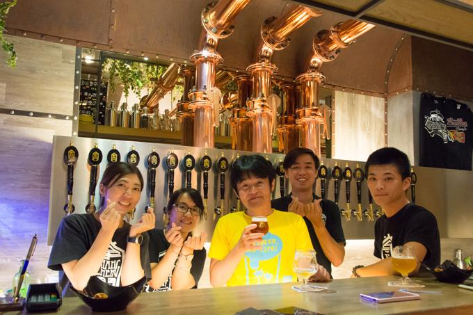 掌門精釀啤酒 高雄青海店