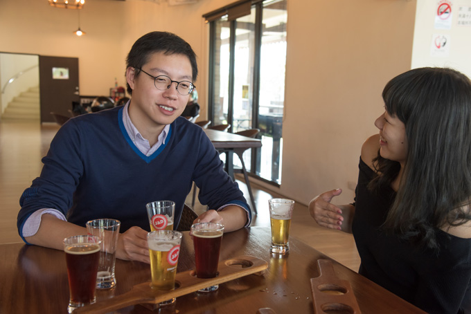 吉姆老爹啤酒工場 jim & dad's brewing company