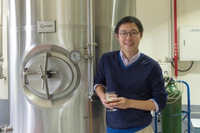 吉姆老爹啤酒工場 jim & dad's brewing company
