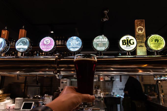 啤啤精釀啤酒屋