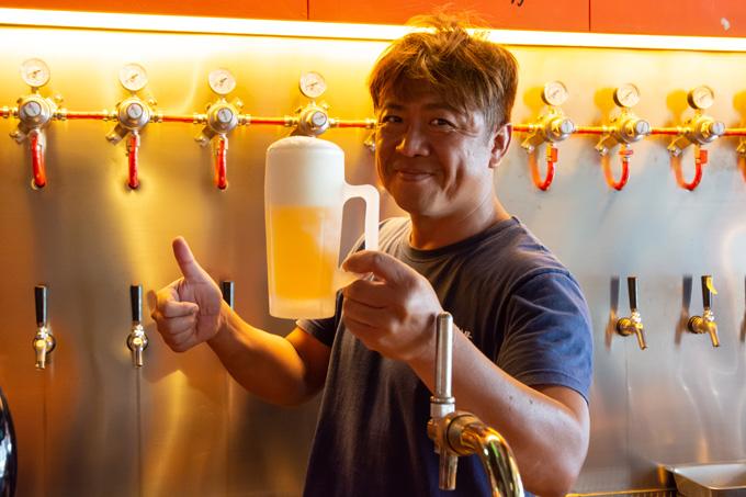 浪人酒造 手作麥酒工房 Surfer brewery