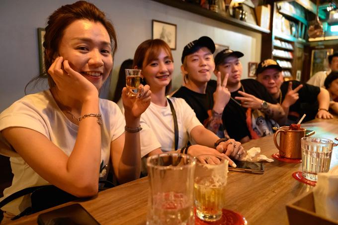 Bar TCRC
